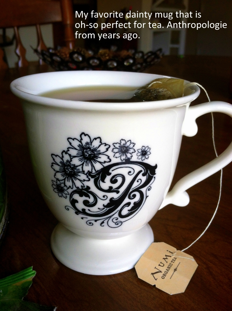 B mug