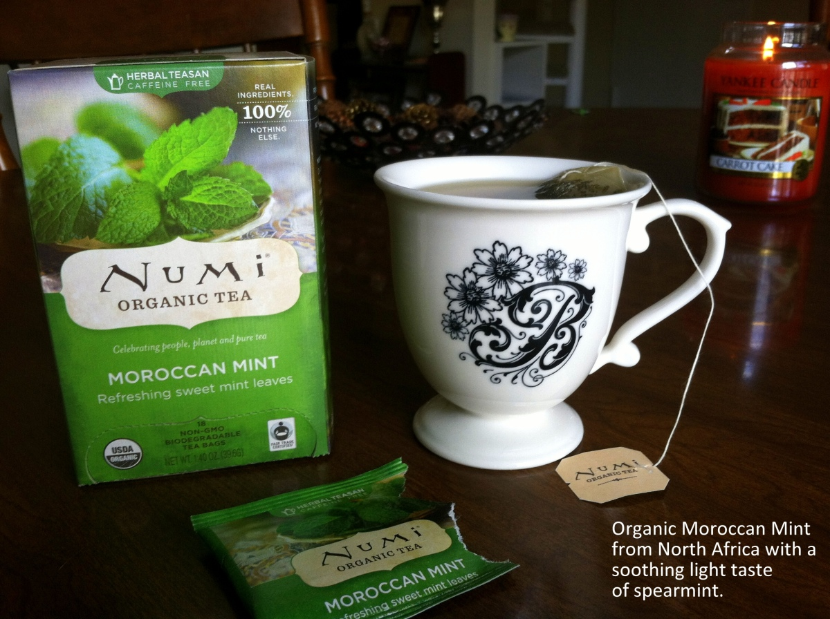 Numi Moroccan Mint Tea