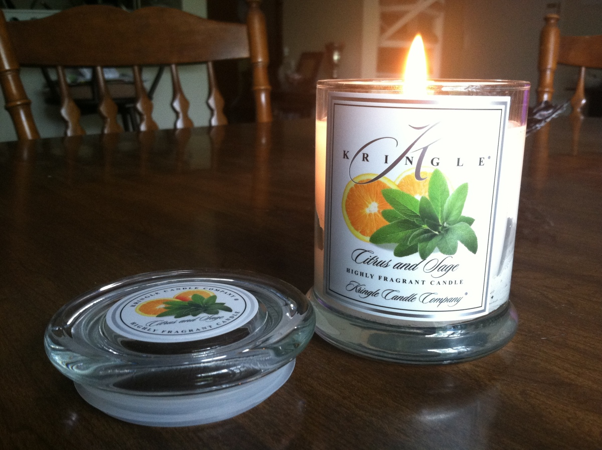 Kringle Candle Review + Coupon Code (closed)!
