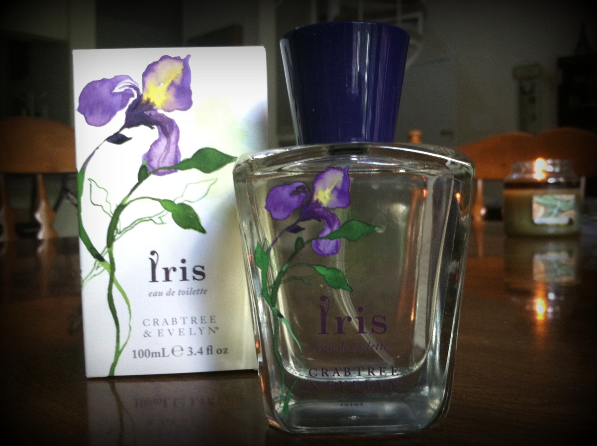 Iris eau de toilette Spray by Crabtree and Evelyn