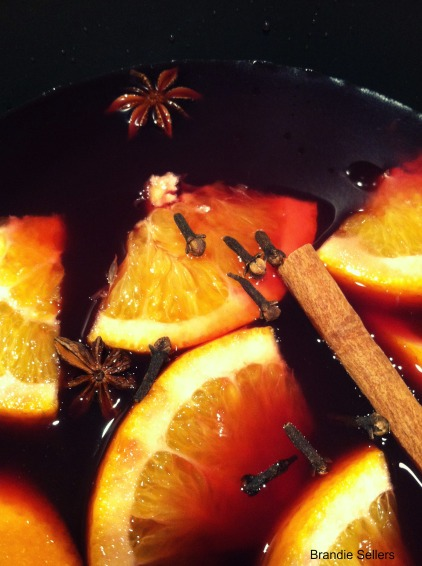 Mulled Wine Brewing