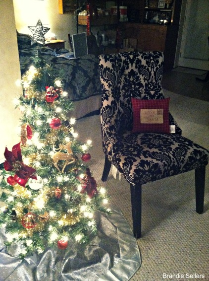 X-mas Tree and Chair