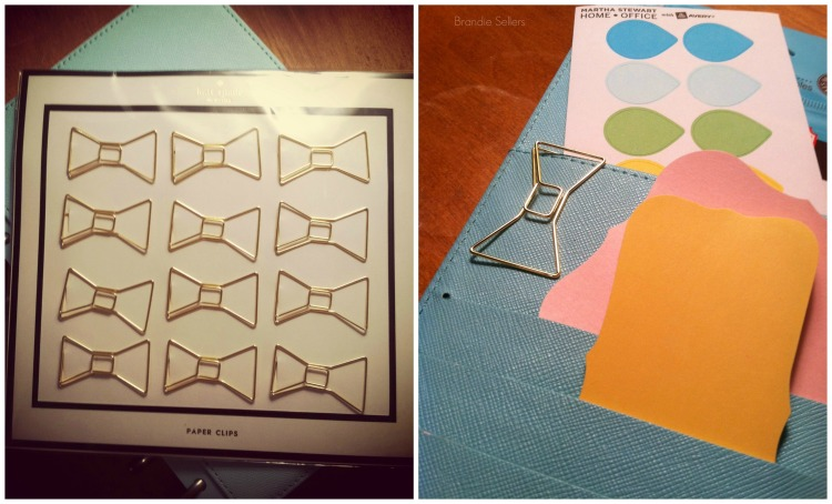 Kate Spade Paper Clips
