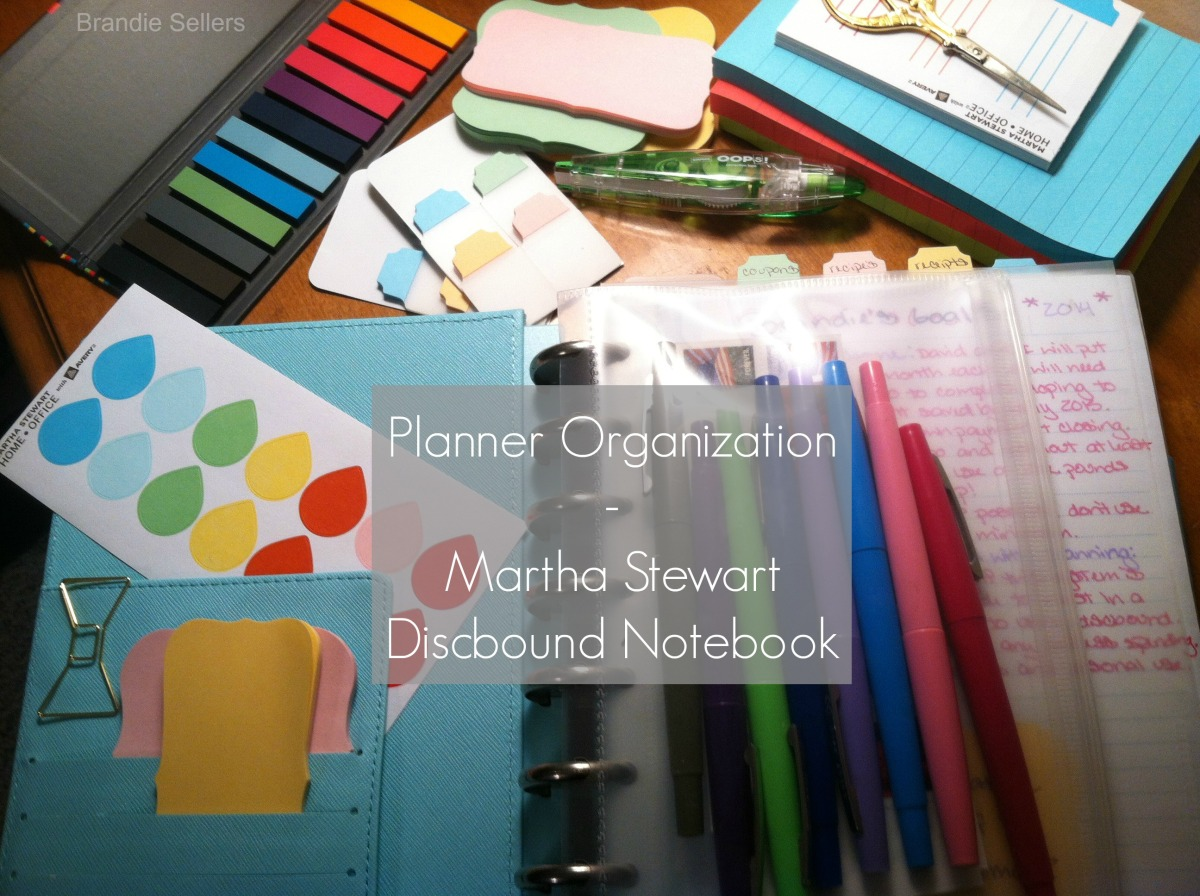 Planner Organization | My New Addiction