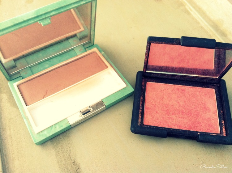 Clinique & Nars blush