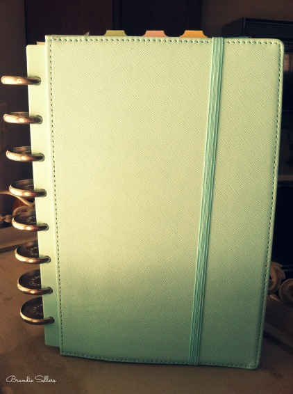 Martha Stewart Discbound Notebook