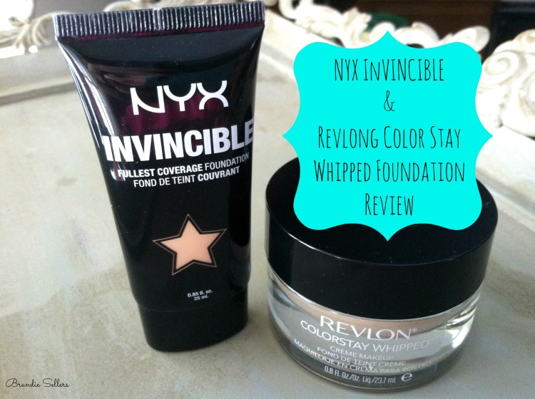 NYX & Revlong Review