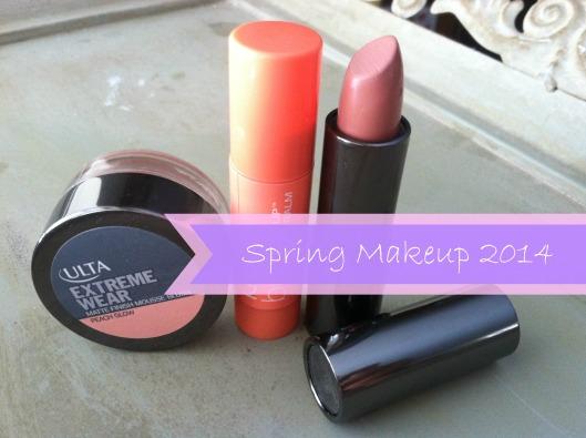 Spring Makeup 2014