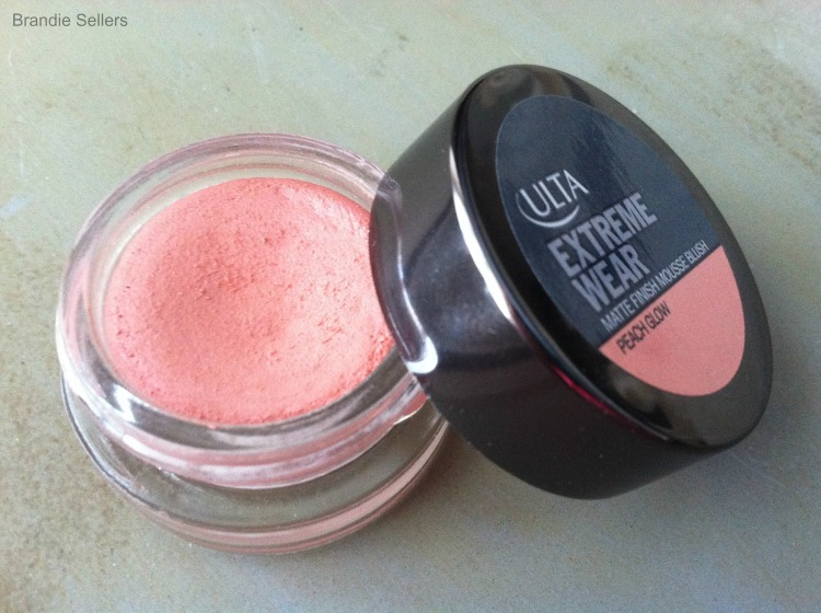 Ulta Blush Peach Glow