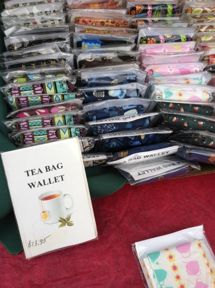 tea pocket