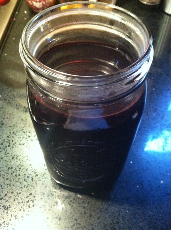 Elderberry Syrup 3