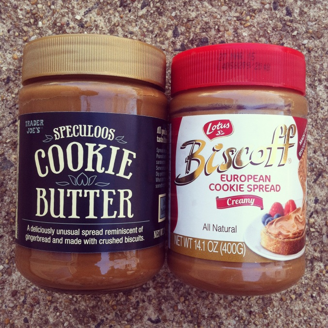 Sepculoos & Biscoff Cookie Spread