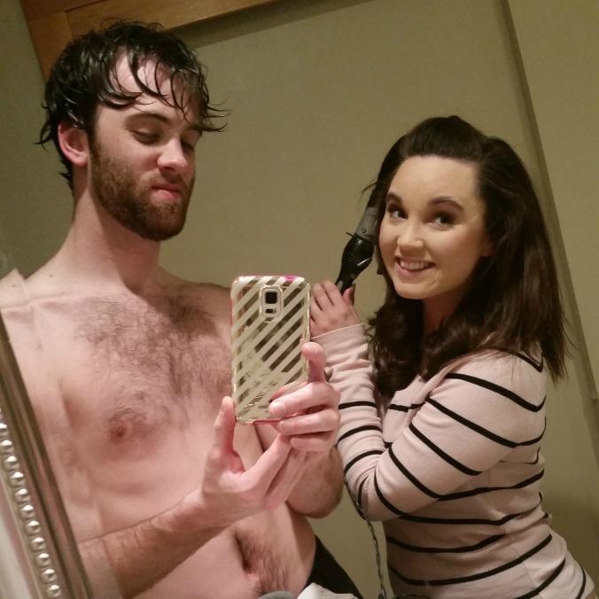 David and Brandie V-Day 2015