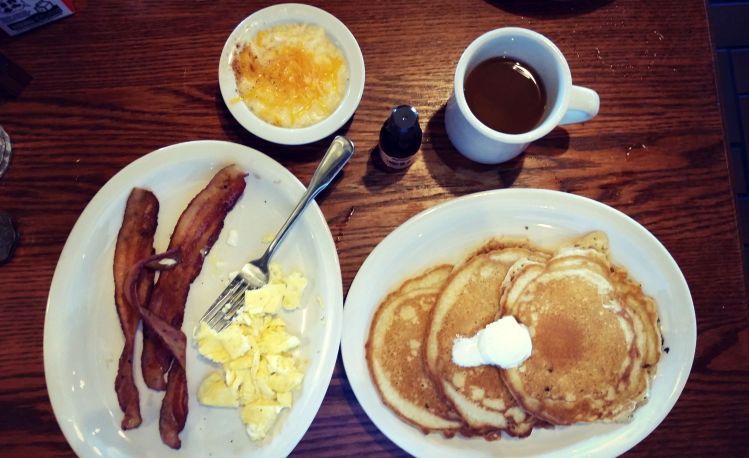 Cracker Barrell Breakfast | brandie-sellers.com