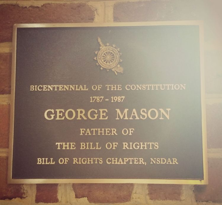 George Mason Father of the Bill of Rights 2