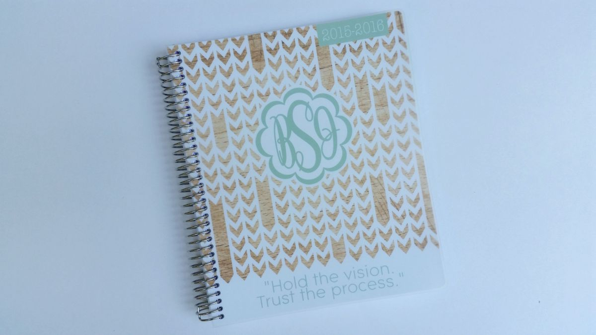 Plum Paper Planner First Impressions Review + Coupon Code | Planner Week