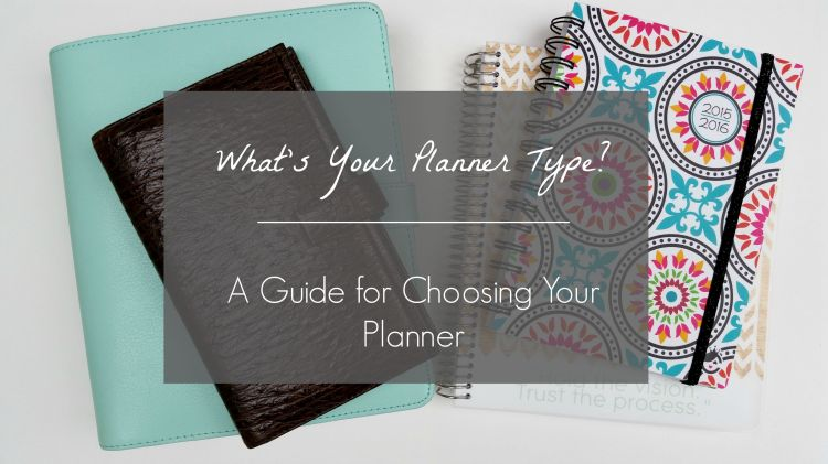 What's your planner type | brandie-sellers.com