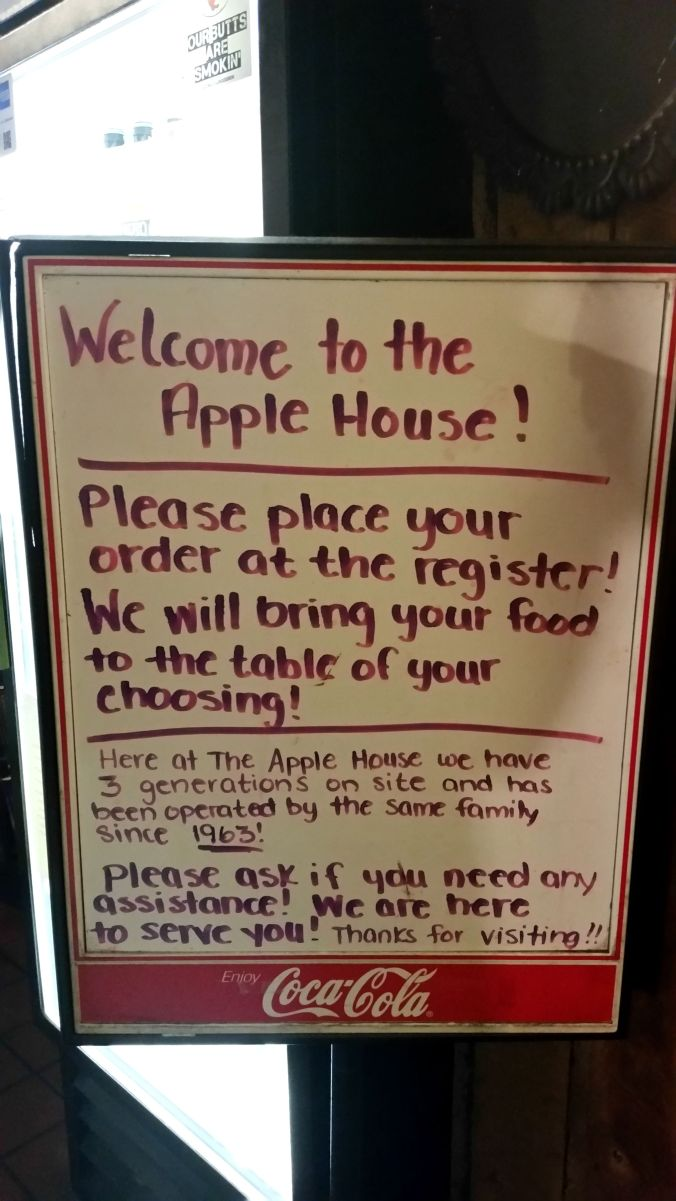 Welcome to the Apple House