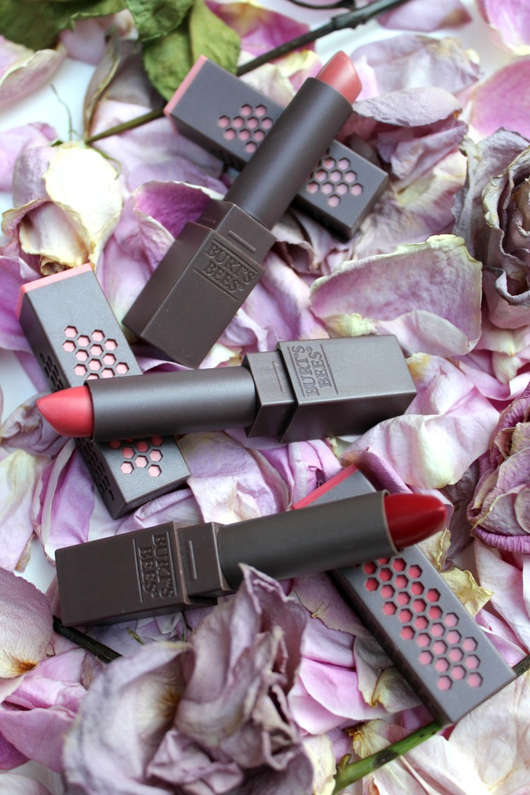 Burt's Bees Lipstick Review 3