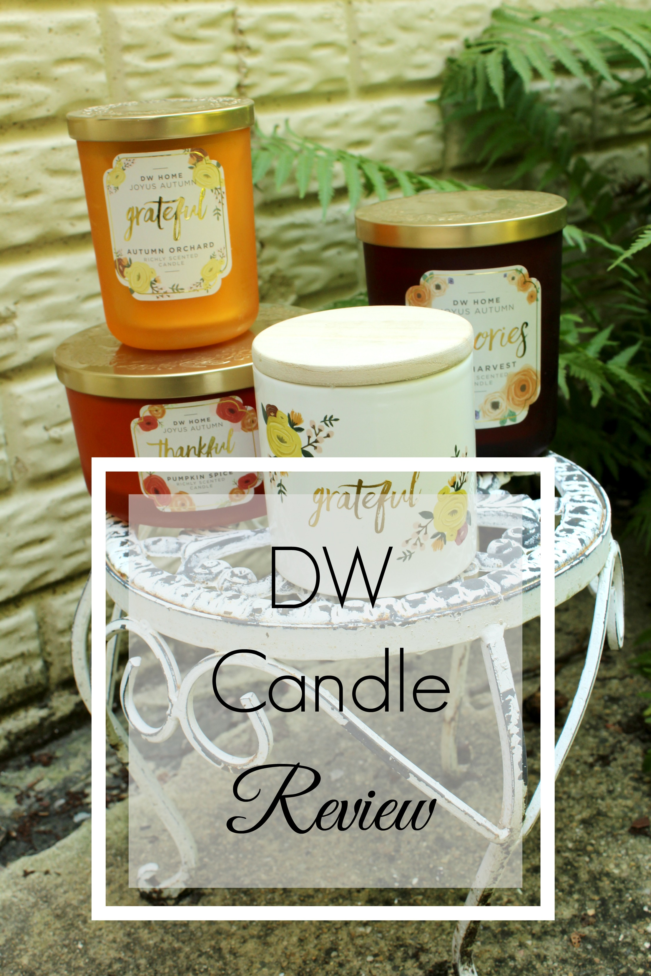 DW Candle Review – Brandie Sellers