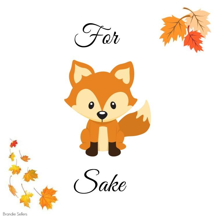 for-fox-sake