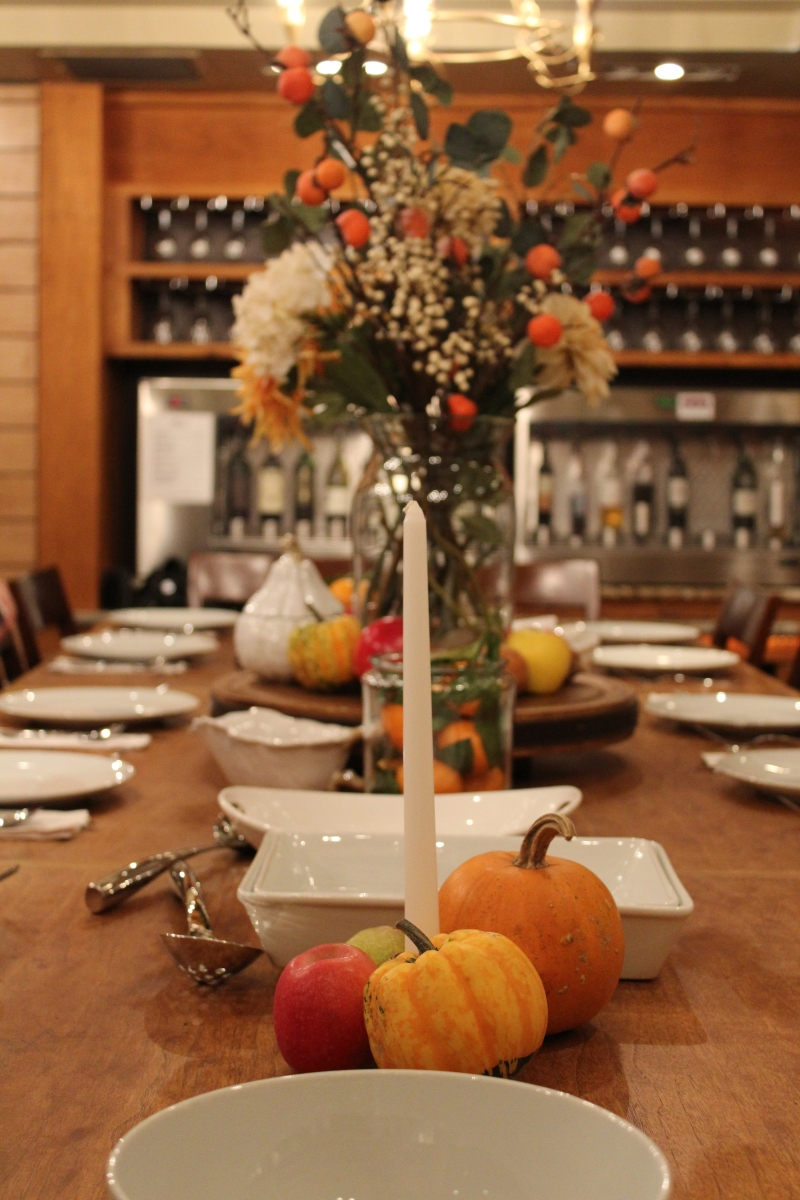 A Thanksgiving Feast With Williams-Sonoma & Whole Foods Market