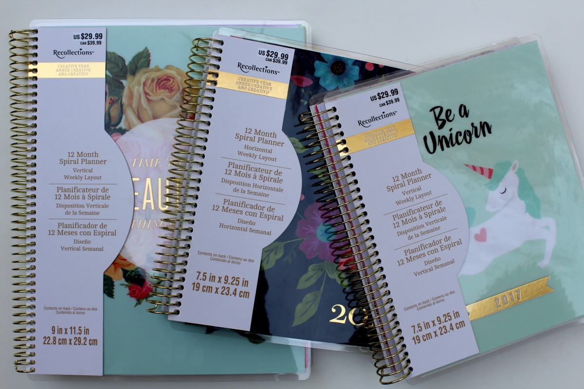 Why Recollections Planners Are Giving Erin Condren Planners A Run For Their Money